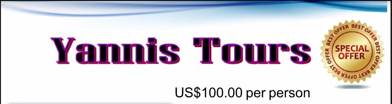 Yannis Tours Special